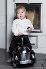 My car .. wruuuum.. (jannaheli) Tags: suomi finland joutseno nikond7200 lapsivalokuvaus childphotography lapsi child poika boy valokuvaus photoshooting photography photographing valaisu strobist homestudio