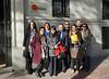 Foto de grupo en el RIE