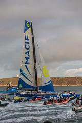 Retour au bercail (Clic Clac 2956) Tags: françoisgabart macif bateau boat mer sea voile bretagne brest finistère