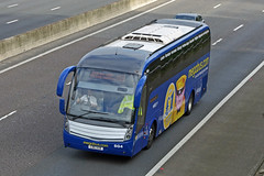 South Gloucestershire, Patchway - L80 SGB (FJ60 HYU, NX56 AAA, FJ60 HYU) (peco59) Tags: l80sgb fj60hyu nx56aaa volvo b9r b9 caetano ct650 levante southgloucestershirepatchway southgloucestershirebuscoach sgbc nationalexpress megabus psv pcv sg4