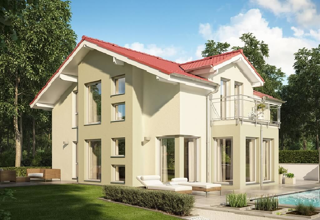Celebration 137 V9   Bien Zenker | HausbauDirekt.de (hausbaudirekt) Tags:  Architects