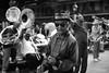 He's got the moves (michael.mu) Tags: leica m240 50mm leicaaposummicronm50mmf2 neworleans frenchquarter jacksonsquare dancing jazz streetphotography nola blackandwhite bw