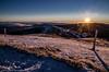 lever du soleil (Manonlemagnion) Tags: leverdusoleil sunrise neige hiver montagne froid lumière nature vosges nikond7000 1685mm