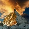 Golden peak (Katarina 2353) Tags: zermatt matterhorn swiss katarinastefanovic katarina2353