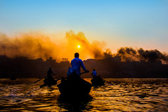 Boadman (MSI Polash Photography) Tags: boatman sadarghat bangladeshi boadman