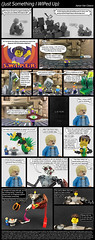 (Just Something I WIPed Up) (A Plastic Infinity) Tags: the manifesto keithlug contest wip comic technique ownership satire npu just something i wiped up lego