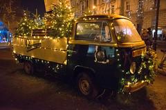 Staropramen (SuperDrive) Tags: staropramen christmasmarket christmastime illuminated night car vehicle city street outdoors zagreb croatia truck