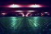 Multi-storey (iratebadger) Tags: nikon nikond7100 d7100 dark nikonphotography nikkor f18 focus blur bokeh blue lowperspective lightroom light shadows 35mm york yorkshire purple carpark iratebadger urban uk outoffocus