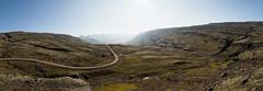 Iceland (Olli Tasso) Tags: iceland travel road roadtrip mountain hill view viewpoint scenery landscape islanti matkakuva matkailu tie maisema panorama panoraama bluesky sininentaivas autumn syksy