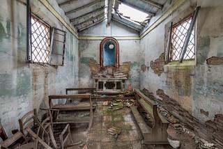 Blue Crypt Church