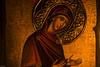Παναγία Δεόμενη (Siminis) Tags: παναγία παναγίαδεόμενη virginmary virginmarypraying icon siminis heraklio crete greece macromondays litbycandlelight