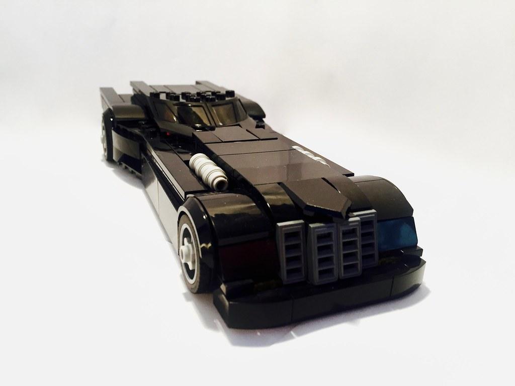 Lego Batman Beyond Batmobile Instructions 77203 Movieweb