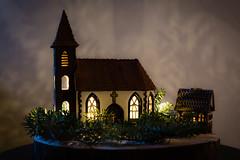 20/32 Deko-Foto (Schwubb) Tags: deko kirche licht tannen stillleben stilllife church light