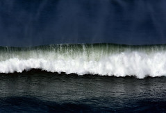 Rolling Surf (andrewrosspoetry) Tags: wave ocean tasmansea