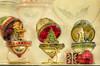 Ornamental (Paul B0udreau) Tags: käthewohlfahrt photoshop canada ontario paulboudreauphotography niagara d5100 nikon nikond5100 raw layer berlin germany christmas store figurine santaclaus nikkor70300mm komozja glassornament poland christmastree
