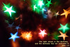 Light in the darkness (Gordon McKinlay) Tags: light darkness scripture bible christmas advent star lensbaby bokeh john verse