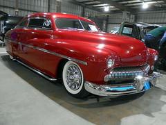 1949 Mercury (splattergraphics) Tags: 1949 mercury customcar carshow eastcoastindoornationals marylandstatefairgrounds timoniummd