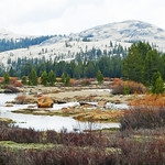 Tuolumne River and Domes, Yosemite High Country 2015 thumbnail