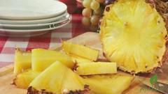 Batido cremoso de piña con aguacate e hinojo (predicol) Tags: batido cremoso de piña con aguacate e hinojo