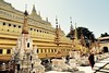 _DSC1593 (lnewman333) Tags: nyaungu bagan myanmar burma sea southeastasia asia shwezigonpagoda pagoda temple buddhist buddhism monk buddhistmonk