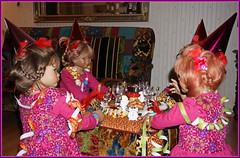 Silvesterparty ... (Kindergartenkinder) Tags: silvester kindergartenkinder annette himstedt dolls annemoni milina sanrike tivi