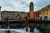 Riva del Garda (--marcello--) Tags: rivadelgarda trentino italy lake garda lago longexposure city urban street building