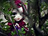 Red Forest (♪Bell♫) Tags: pullip blood red hood moon rosenthal doll groove