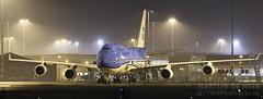PH-BFY (tynophotography) Tags: eham ams am klm 747400 747 744 phbfy nightshot schiphol amsterdam airport boeing