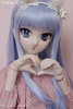 Challenge day 19 (Lili-Cupcake) Tags: jubia lockser fairy tail character dollfie dream sister semi white skin buste l shapely ddh07 modded wig bleue yeux custom robe handmade challenge photo décembre
