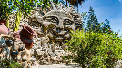 Path of the Sun Sculpture