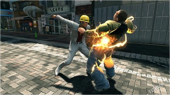 《如龍極2》第3彈DLC第3彈上線免費領取