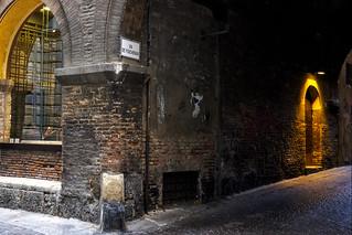 Bologna - Via De' Foscherari