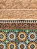 Morocco: Texture, Passages, Colors (surharper) Tags: photostream morocco marrakech marrakesh erg portal doorways alleys passages streets color texture carving arabic berber moroc مراكشمراكشمر design sahara kingdomofmorocco