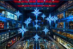 Time Warner Center (dansshots) Tags: dansshots nikon nikond750 wideangle nyc newyorkcity newyorkatnight iloveny rokinon rokinon14mm timewarnercenter