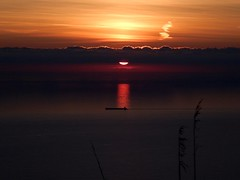 Sunset in Portofino (simotour750) Tags: mare sea mar portofino liguria sunset tramonto puestadelsol italy landscapes paesajes paesaggi