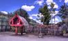 Maori village replica Te Puia Rotorua (vicmarnz) Tags: rotorua culture maori newzealand hdr