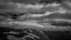 Black Peaks in the Clouds (Frédéric Fossard) Tags: landscape sky noiretblanc blackandwhite montagne mountain clouds nuages neige snow snowcapped cimes crêtes arêtes silhouette lumière light shadow ombre atmosphère contrejour altitude mountainpeak mountainrange mountainridge hiver winter fog foggyweather storm mist