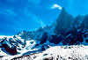French Alps near Mer de Glace: May 1993 (mharoldsewell) Tags: 2017 2018 chamonix france frenchalps georgia merdeglace mountains mharoldsewell mikesewell photos scans slides