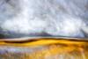 Silver and Gold (Sander Grefte) Tags: gold silver stream water abstract hierdensebeek nature sandergreftecom netherlands leuvenumse bos