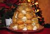 Croquembouche (Le delizie di Patrizia) Tags: croquembouche le delizie di patrizia ricette dolci natalizi