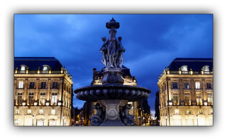 Fontaine des Trois Grâces