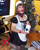 ♪ All I Want For Christmas ♪ (Mistress Tina And maid chastity) Tags: sissy sissymaid male maid sub malesub fetish christmas present tree femdom dominated frenchmaid gag gagged ballgag ballgagged pantyhose heels sheer tights nylons