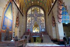 Detroit Guardian Building Lobby (jsmatlak) Tags: artdeco detroit guardian building