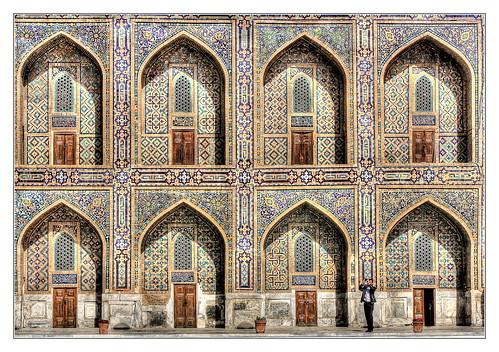 Samarqand UZ - Registan Tilya-Kori-Madrasa 03