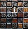 Opportunity... (Robyn Hooz) Tags: venezia porta portone behind hidden nascosto batacchio art door legno wood
