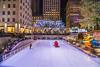The Rink At Rockefeller Center, New York. (千杯不醉的 drunkcat) Tags: iceskatingrink rockefellercenter rockfellercenterrink