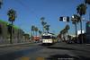 LOS ANGELES--138 at Long Beach Blvd./8th Street OB. 3-slide sequence (3 of 3) (milantram) Tags: electricrailtransport railsystemslosangeles losangeles lacmta streetcars trolleys trams lightrail blueline