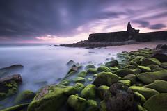 Playa de Nuestra Señora (jojesari) Tags: ar217g 1117 jojesari suso outeirodalapa illadomedico alanzada sanxenxo pontevedra galicia marina puestadesol sunset atardecer ocaso