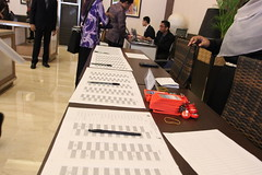 Registration table (International Conference on Health Sciences) Tags: international health sciences ichs 2017 yogyakarta indonesia eastparc universitas gadjah mada bpp ugm badan penerbit publikasi medicine medical research researcher speaker emerging reemerging infectious disease tropical neglected sexually transmitted drug resistance technology clinical presentation conference annual ichs2017