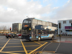 First West of England 33490 (Welsh Bus 18) Tags: first westofengland cummins adl enviro400mmc 33490 yx66wgu newport